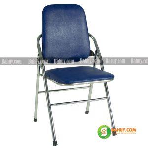 Ghế gấp inox lưng dài – GG3