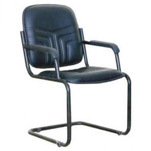 Riêng tư: Ghế da chân quỳ hiện đại