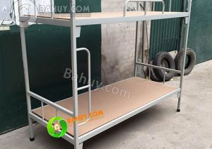 Sự tiện ích của giường tầng sắt giá rẻ Ba Huy