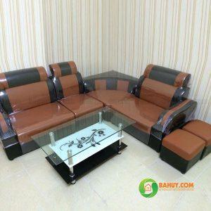 Sofa góc da SFL-D-10