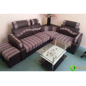 Sofa góc nỉ SFL-N-04