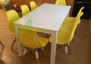Nên chọn thanh lý bàn ghế Hà Nội làm từ loại gỗ nào cho phòng bếp nhà bạn?