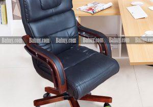 5 mẫu ghế giám đốc da giúp cho văn phòng của sếp sang hơn