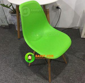 Ghế cafe màu xanh