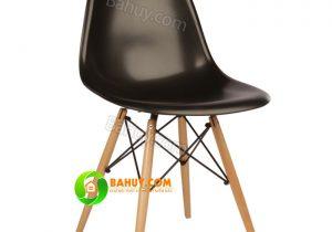 Ghế cafe màu đen