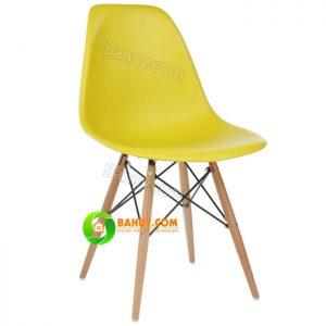 Ghế cafe màu vàng
