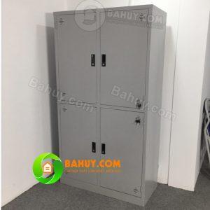 Thanh lý tủ tài liệu sắt 4 buồng
