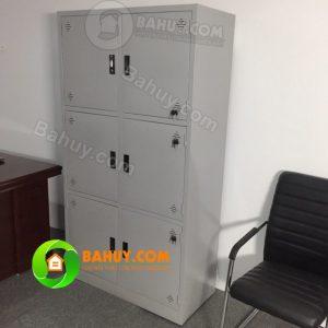 Tủ locker 6 ngăn