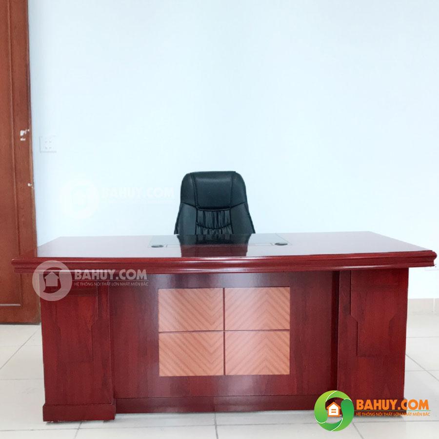 Top 5 mẫu bàn giám đốc sơn PU giá rẻ tại Ba Huy - Nội Thất Ba Huy