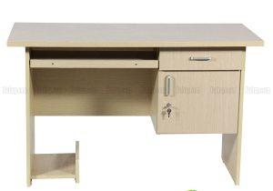 Bàn máy tính hộc treo 1m2 BNV16