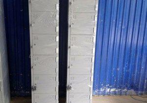 Thanh lý tủ sắt 6 ngăn cao