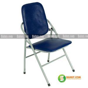Ghế gấp chân sắt lưng dài GG4