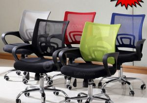 Một số dòng khung chân sử dụng cho ghế xoay văn phòng tại Ba Huy