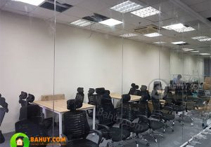 Văn phòng làm việc chuyên nghiệp với các mẫu ghế xoay giá rẻ tại Ba Huy