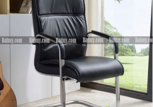 Ghế phòng họp lưng lưới hay lưng da cho phòng họp của bạn