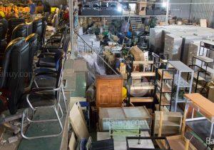 Địa chỉ thanh lý bàn ghế, nội thất văn phòng ở Thái Nguyên, Hưng Yên