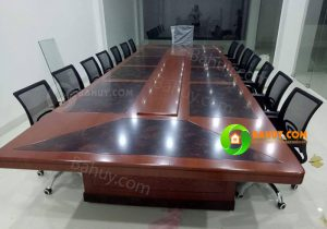 Thanh lý bàn họp lớn cao cấp 5m x 1m6