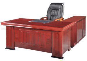 Gợi ý kết hợp bàn tủ giám đốc cho không gian sang trọng hơn