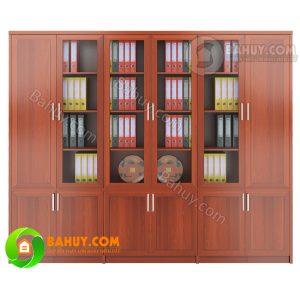 Tủ tài liệu giám đốc gỗ cao cấp
