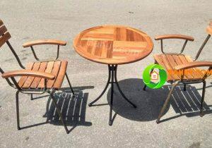 Mật bí cách chọn bàn ghế café thanh lý bền đẹp