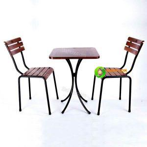 Thanh lý bàn ghế gỗ cafe giá rẻ