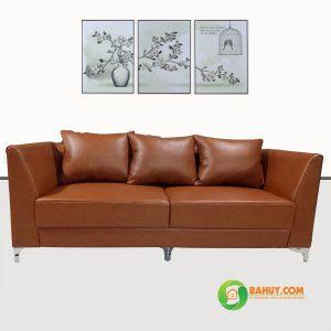 Ghế sofa da cleo tháo giặt 1m8 SFB-D-08