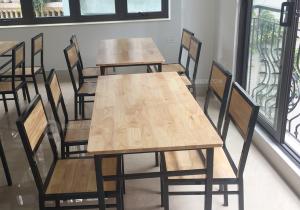 Tiêu chí nào khi chọn mua bàn ghế ăn cho gia đình ngày nay