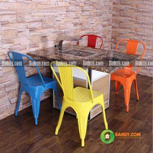 Ghế cafe Tolix 01