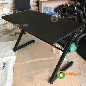 Bàn chân sắt chữ Z mặt màu đen BNV24-D