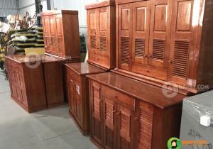 Tủ giày bằng gỗ và bằng sắt lựa chọn nào tiện ích hơn