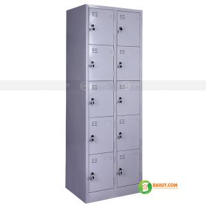 Tủ sắt locker 10 ngăn LK10