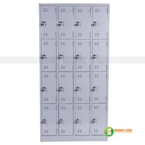 Tủ locker sắt 16 ngăn LK16