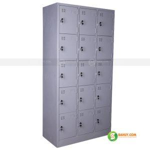 Tủ locker sắt 15 ngăn LK15