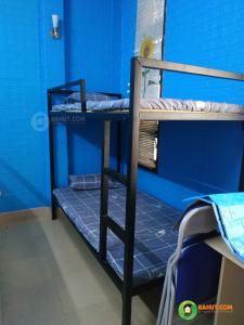 Giường tầng sắt giá rẻ GT01