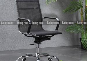 Mẫu ghế xoay văn phòng linh hoạt, tiện ích cho phòng họp