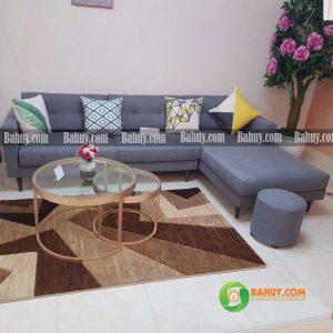Sofa nỉ chữ L SFL-03