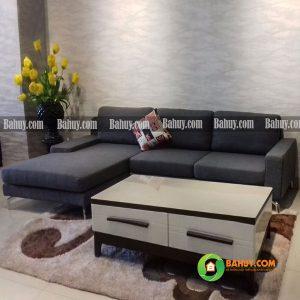 Sofa nỉ chữ L SFL-04