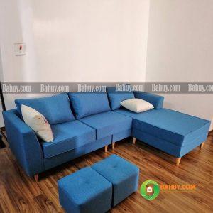 Sofa nỉ chữ L SFL-05