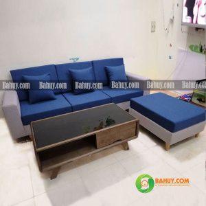 Sofa nỉ chữ L SFL-07