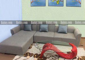 Sofa nỉ hợp với các không gian nào?