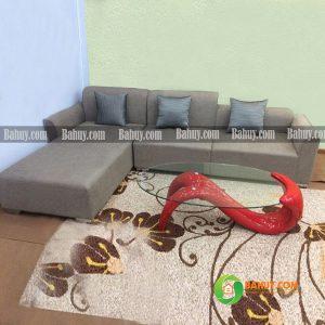 Sofa nỉ chữ L SFL-08