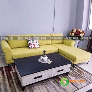 Sofa nỉ chữ L SFL-01