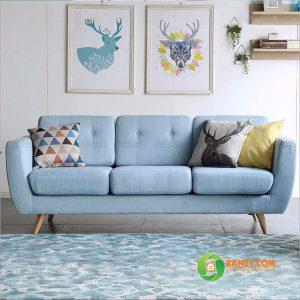 Văng sofa nỉ dài 180cm SFB-N-25-01