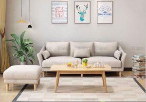 Sofa nỉ – lựa chọn thích hợp cho mùa thu đông sắp tới
