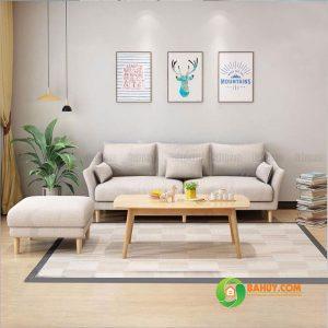 Văng sofa nỉ dài 1m8 SFB-N-25