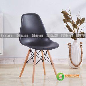 Ghế cafe màu đen CF1A