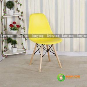Ghế cafe màu vàng CF1B