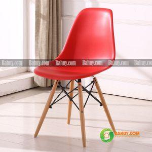 Ghế cafe màu đỏ CF1D