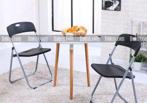 Tiện ích từ mẫu ghế café gấp G01 của Ba Huy