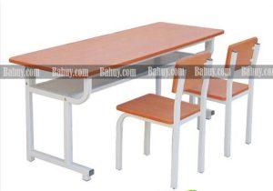 Tại sao cần dùng bàn ghế trường học tại Ba Huy?